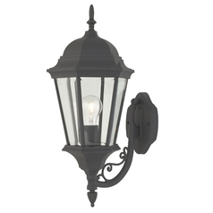 Design Classics Outdoor Wall Light 3327 BK