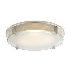 Recessed Ceiling Light Trim with Frosted Glass for 5 and 6 Inch Recessed Housings
