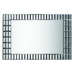 Frame Rectangle 38-Inch Decorative Mirror by Kenroy Home