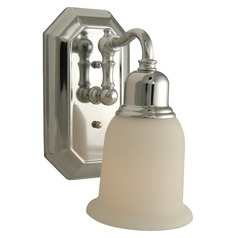 Craftmade Heritage Chrome Sconce