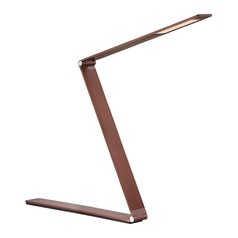 Savoy House Lighting Fusion Z Rose Gold Bronze LED Task / Reading Lamp