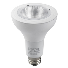 Dimmable LED Light Bulb PAR30 Flood (3000K) - 65-Watt Equivalent