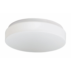 Lite Source Lighting Bridgit White Flushmount Light
