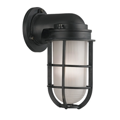 Hudson Valley Lighting Carson Aged Zinc Sconce