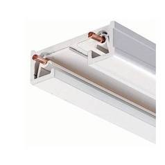 4 Ft Track Section in White Finish Juno Trac Lites Collection