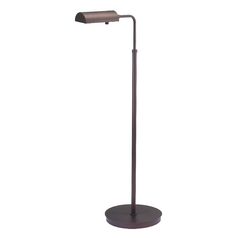 Modern Pharmacy Lamp in Chestnut Bronze Finish