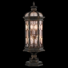 Fine Art Lamps Devonshire Antiqued Bronze Post Lighting
