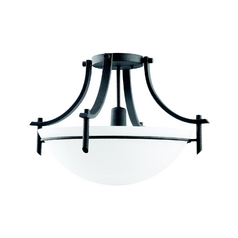 Kichler Olympia Semi-Flush Ceiling Light Fixture
