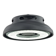 LED UFO High-Bay Light 165W 120-277v 22000LM 5000K 80 Degree Beam Spread