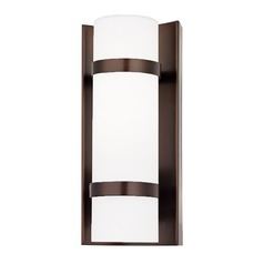 Bronze Indoor / Outdoor Wall Light