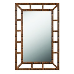 Aviary Rectangle 26-Inch Decorative Mirror by Kenroy Home