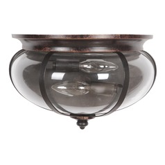 Jeremiah Lighting Stafford Aged Bronze/textured Black Sconce