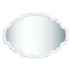 Backstage Oval 35.5-Inch Decorative Mirror by Kenroy Home