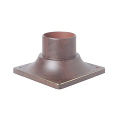 Craftmade Lighting Aged Bronze Pier Mount
