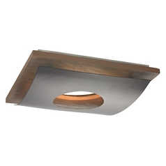 Natural Slate Decorative Square Ceiling Trim for Recessed Lights