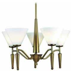 Lite Source Lighting Martini Mini-Chandelier