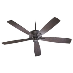 Quorum Lighting Alton Toasted Sienna Ceiling Fan Without Light
