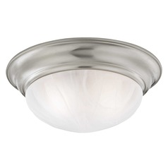 Design Classics Lighting 14-Inch Flushmount Ceiling Light 1562-09
