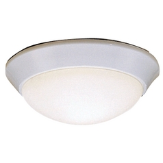 Kichler Lighting Ceiling Space White Flushmount Light