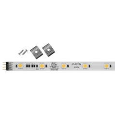 Progress Lighting Hide-A-Lite 4 White 12-Inch LED Tape Light