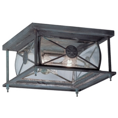 Livex Lighting Providence Charcoal Close To Ceiling Light