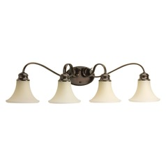 Progress Lighting Applause Antique Bronze Bathroom Light
