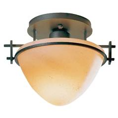 Hubbardton Forge Lighting Semi-Flush Ceiling Light 12-4247-20/G80