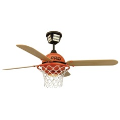 Craftmade Lighting Prostar Basketball Prostar Basketball Ceiling Fan with Light