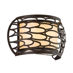 Corbett Lighting Cesto Napoli Bronze Sconce