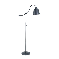 Arc Lamp in Oil Rubbed Bronze Finish