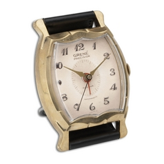 Uttermost Lighting Clock in Brass Finish 06074