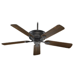 Quorum Lighting Barclay Toasted Sienna Ceiling Fan Without Light