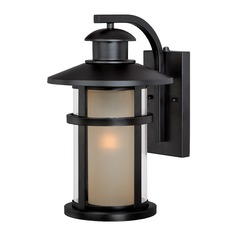 Cadiz Oil Rubbed Bronze Outdoor Wall Light by Vaxcel Lighting