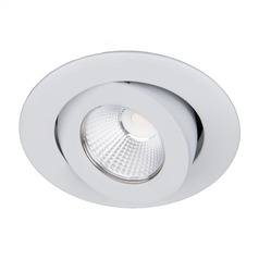 WAC Lighting Oculux White LED Recessed Trim
