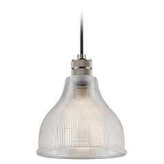 Kichler Lighting Devin Mini-Pendant Light with Bowl / Dome Shade