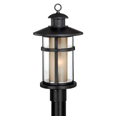 Cadiz Oil Burnished Bronze Post Light by Vaxcel Lighting
