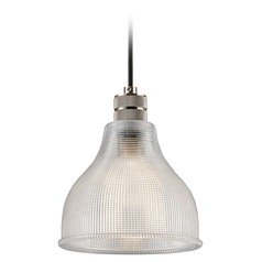 Farmhouse Mini-Pendant Light Pewter Devin by Kichler Lighting
