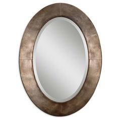 Oval 27.75-Inch Mirror