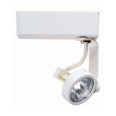 Juno Lighting Group Modern Track Light Head in White Finish R731WH