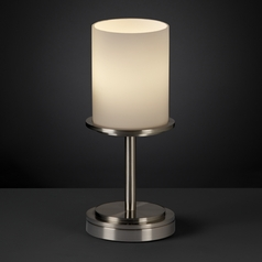 Justice Design Group Fusion Collection Table Lamp