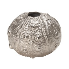 Silver Sea Urchin - Small