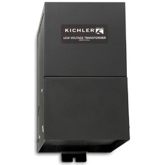 Kichler Lighting Kichler Undercabinet Transformer in Black Finish 10208BK