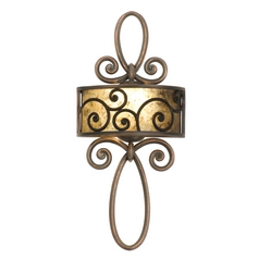 Kalco Lighting Windsor Antique Copper Sconce