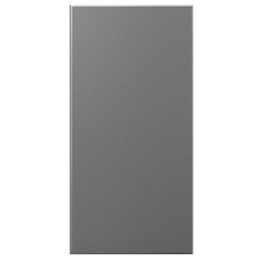 Legrand Adorne Blank 1-Module in Magnesium Finish