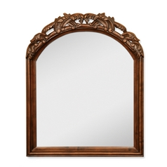 Arched 26-Inch Mirror