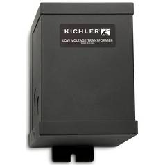 Kichler Lighting Undercabinet Transformer in Black Finish 10204BK