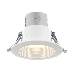 4-Inch LED Canless Recessed Light 3000K 720 Lumens