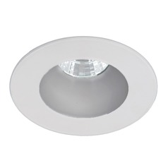 WAC Lighting Oculux Haze White LED Recessed Trim