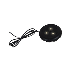 Sea Gull Lighting Sea Gull Lighting Ambiance Black LED Puck Light 98860SW-12