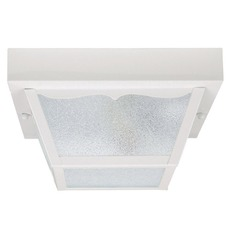 Capital Lighting White Close To Ceiling Light